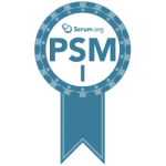 Sello PSM-I de scrum.org