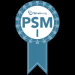 Sello PSM-I de scrum.org